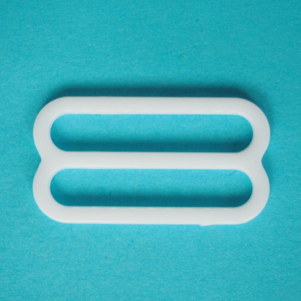 zkracovače prádlové 24 mm, bílé a černé