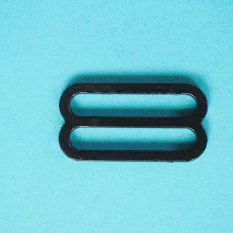 zkracovače prádlové 19 mm, černé