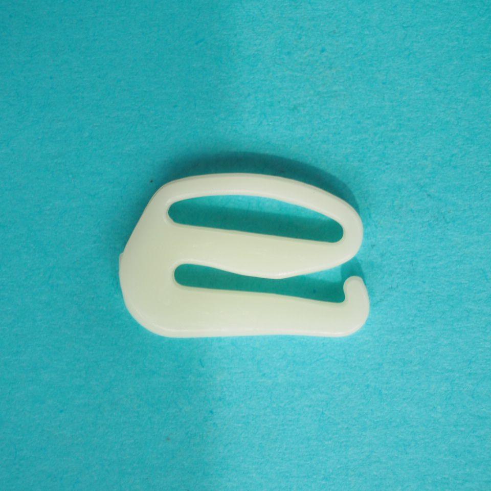 háčky plastové 12 mm, další barvy