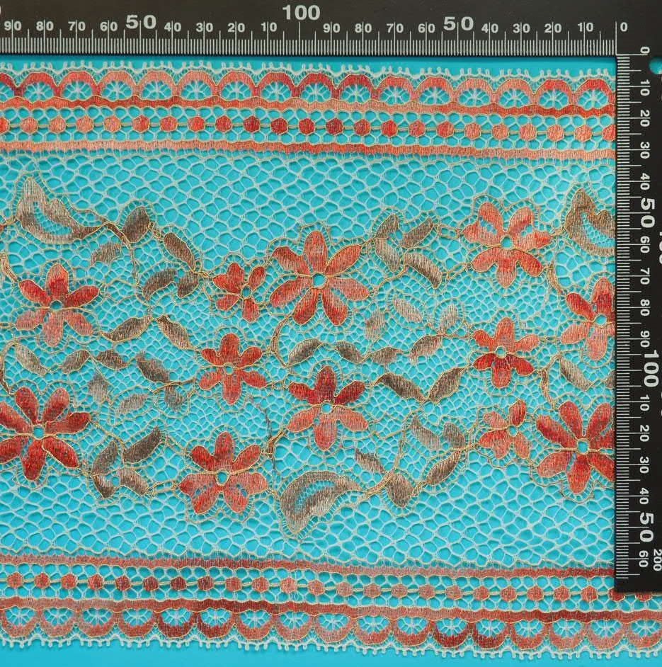 krajka el. 1/1018 multicolor