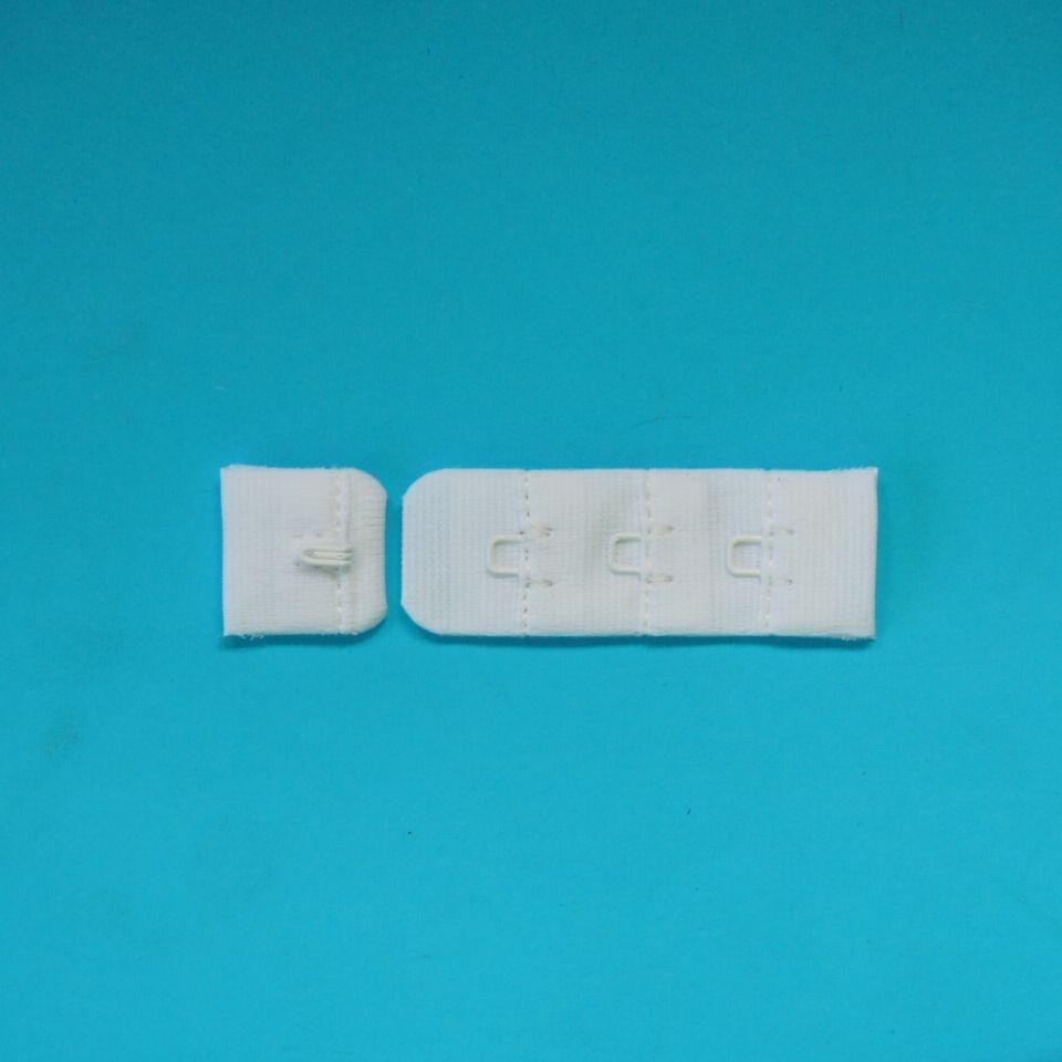 zapínání prádlové H&E CC31-19 (3x1) bílé