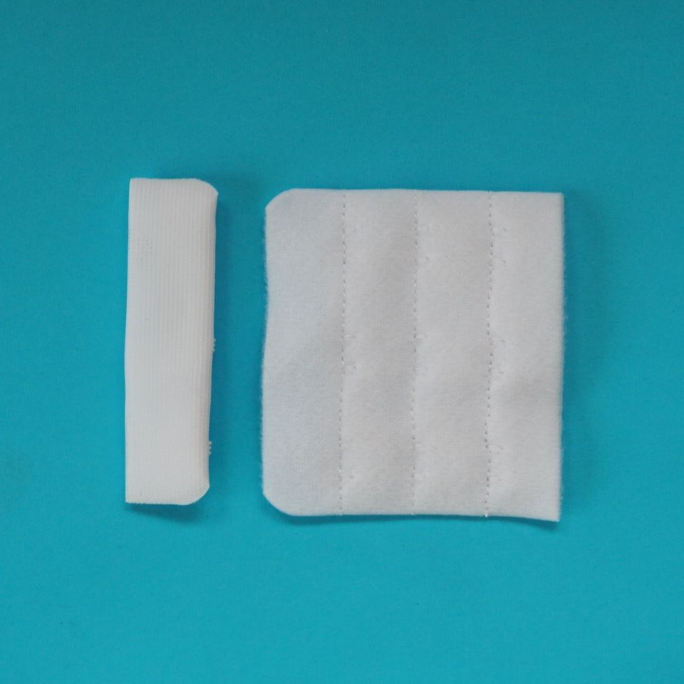 zapínání prádlové H&E CC33-57 (3x3) bílé