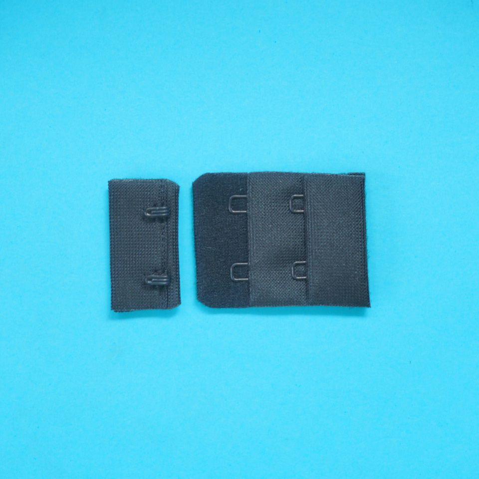 zapínání prádlové H&E CC20-34 (2x2) černé
