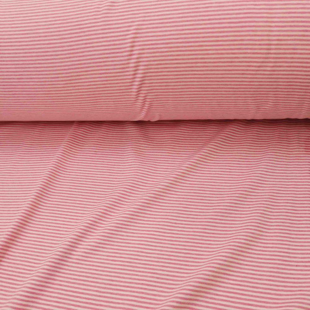 úplet elastický M/18801/901/01 růžový proužek