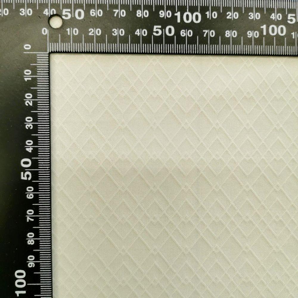 elastický úplet M/82604, barva cava (světlá smetanová)