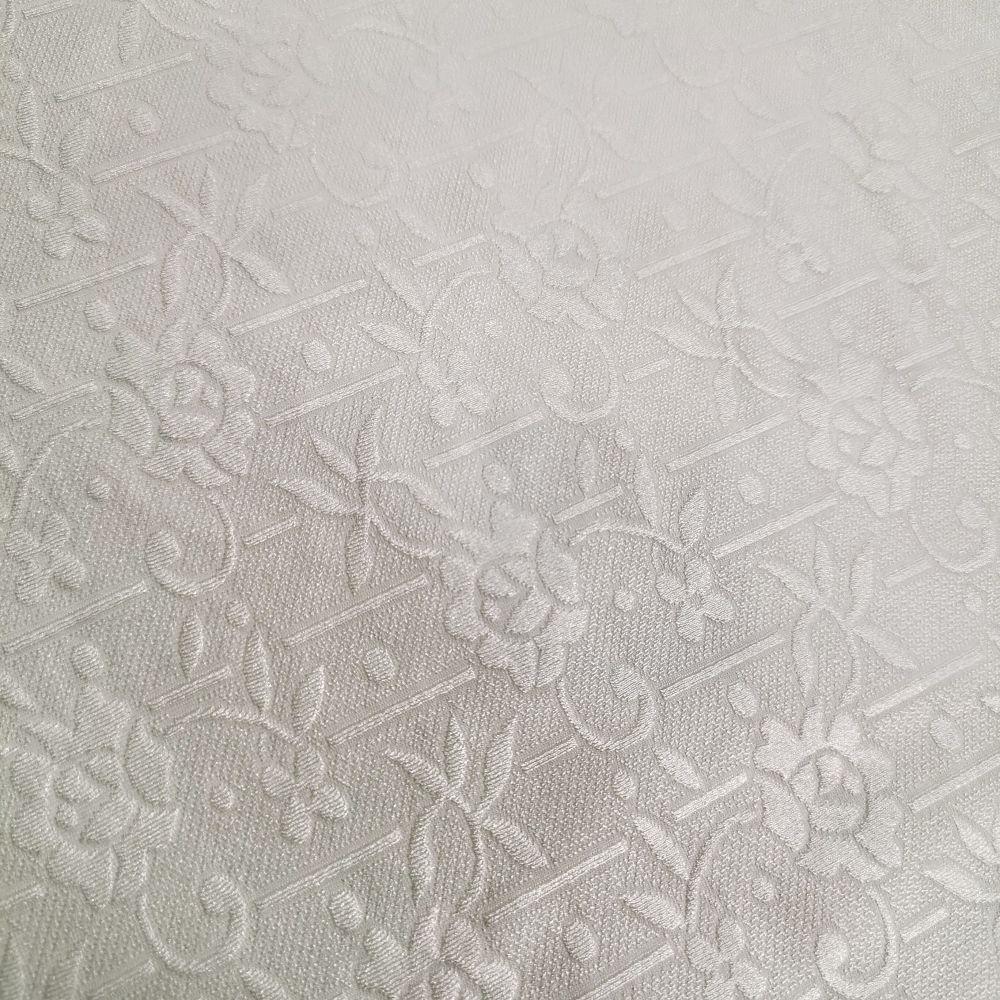 elastický úplet 057346 bílý