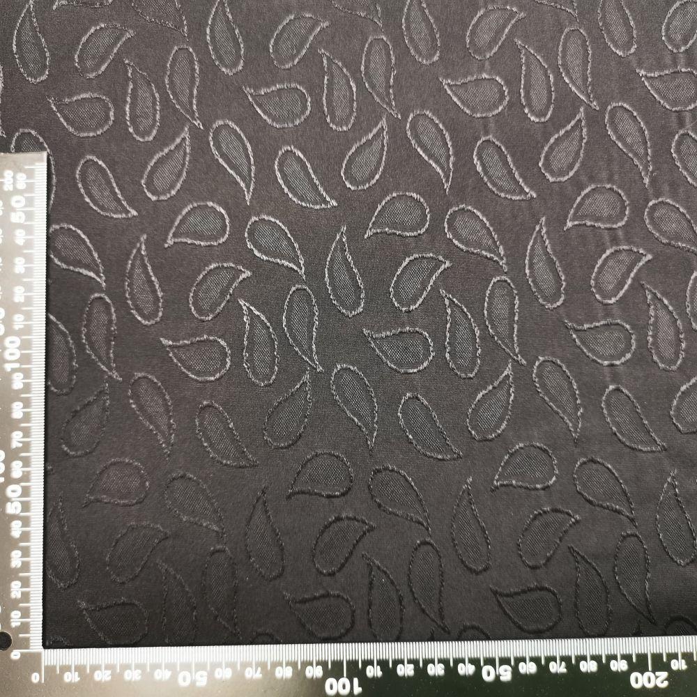 elastický úplet 10584/14 černá