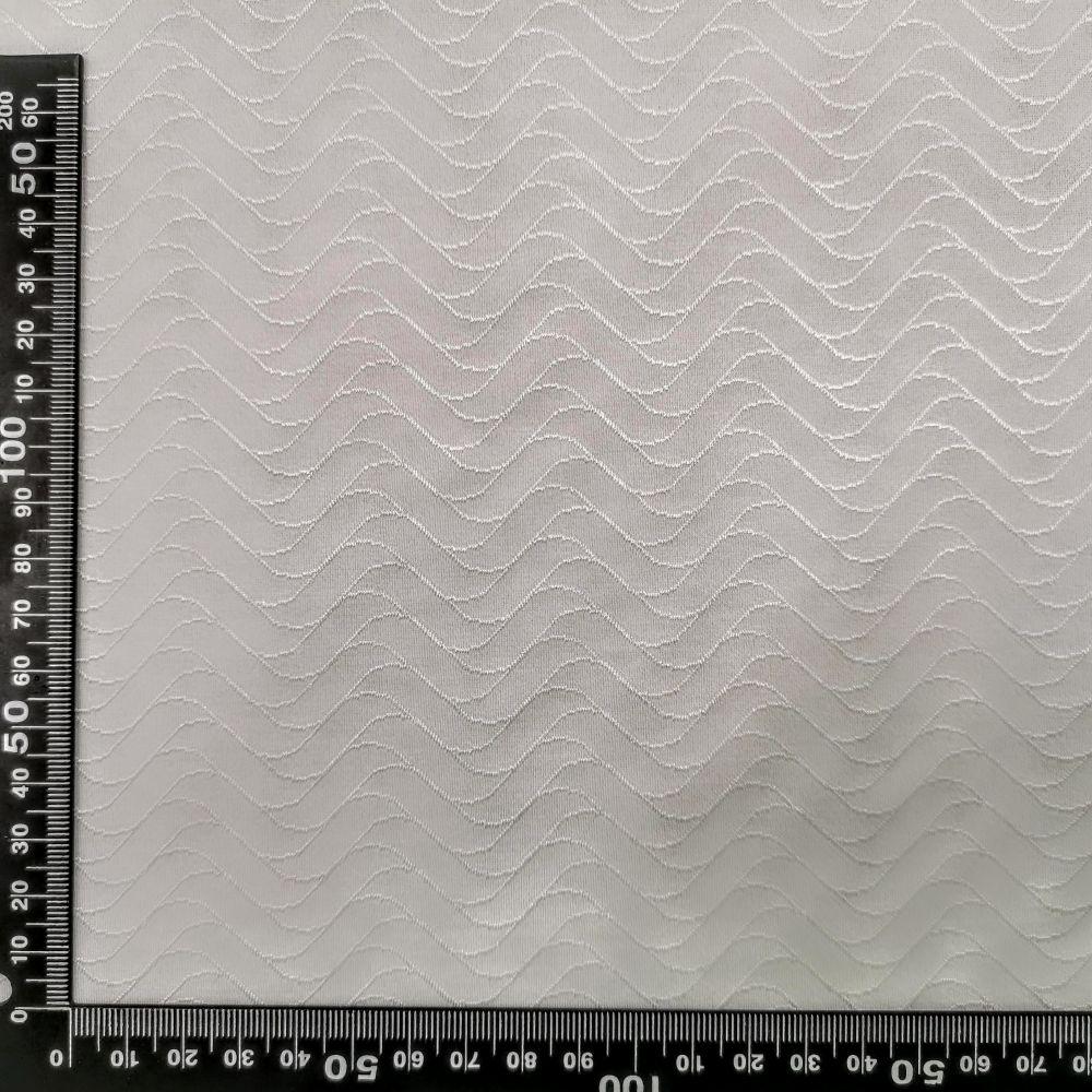úplet elastický 1067, černý, bílý