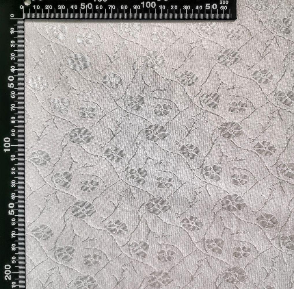 neelastický úplet 10510/104, barvy černá a bílá
