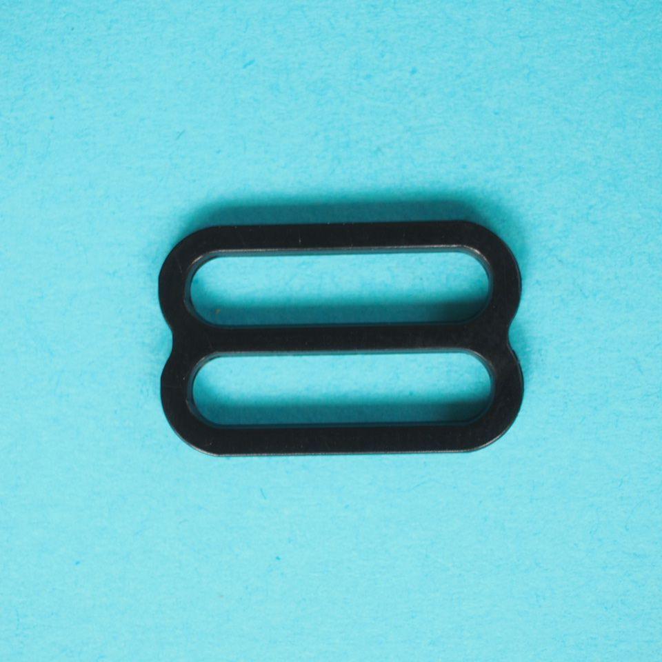 zkracovače prádlové 16 mm, bílé a černé