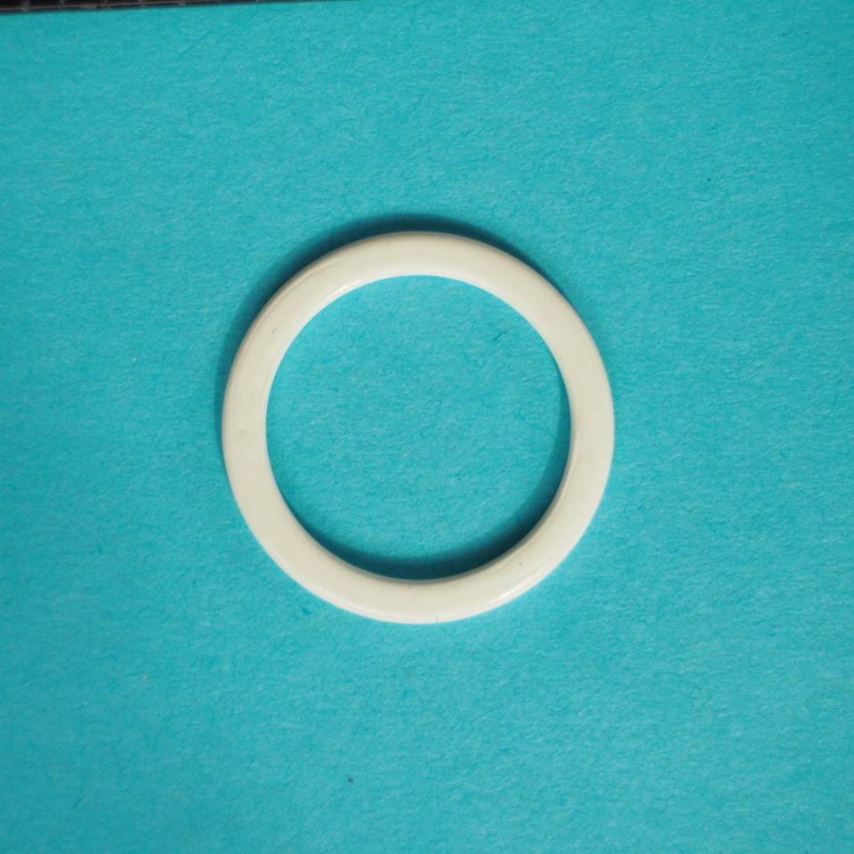 potahované kovové kroužky prádlové 12 mm
