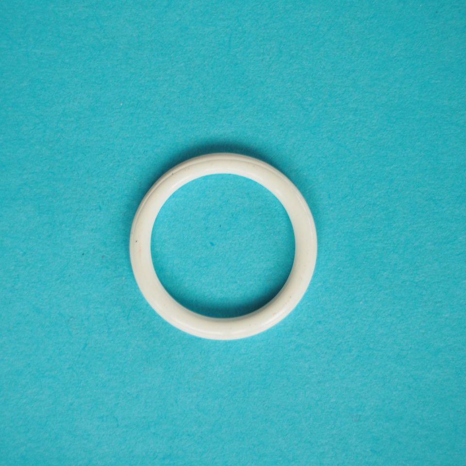 potahované kovové kroužky prádlové 11 mm