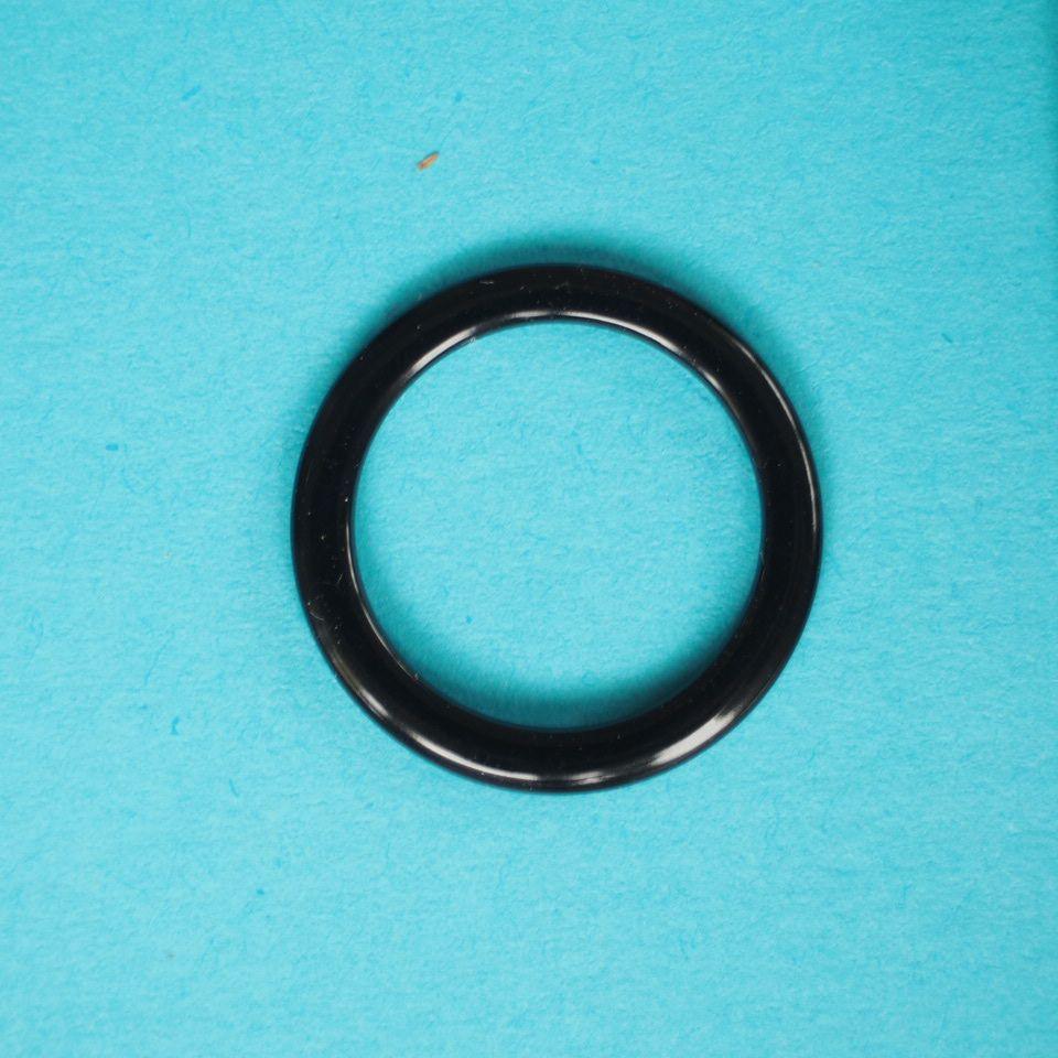 potahované kovové kroužky prádlové 14 mm