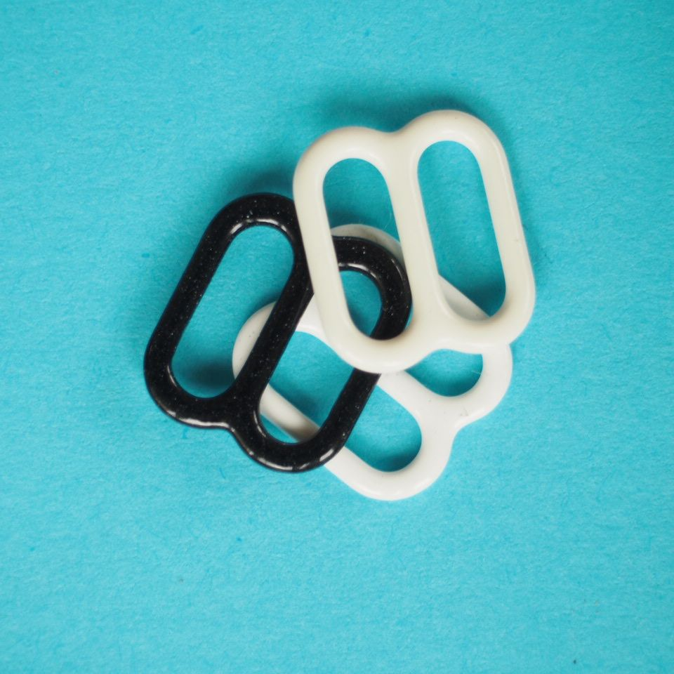 potahované kovové zkracovače prádlové 10 mm