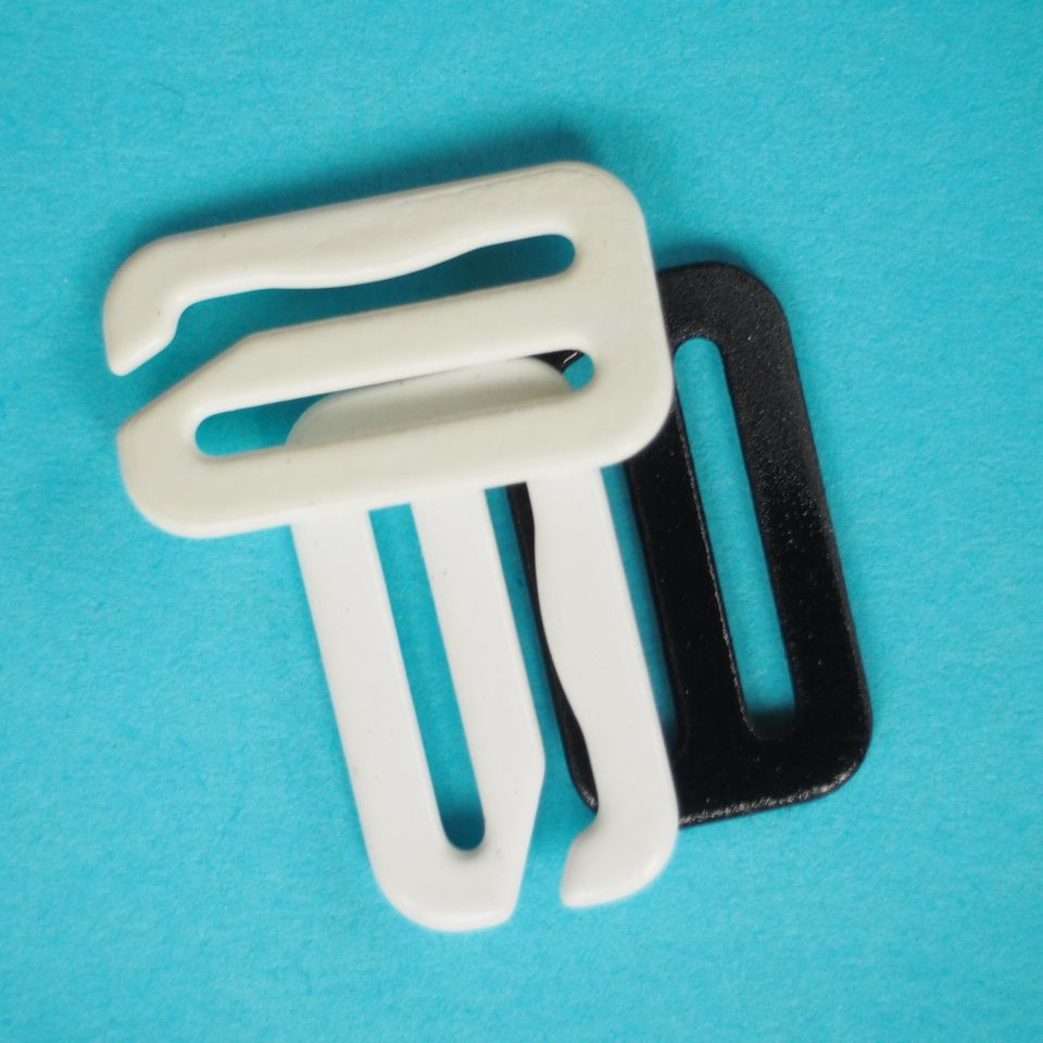 potahované kovové háčky prádlové 13 mm