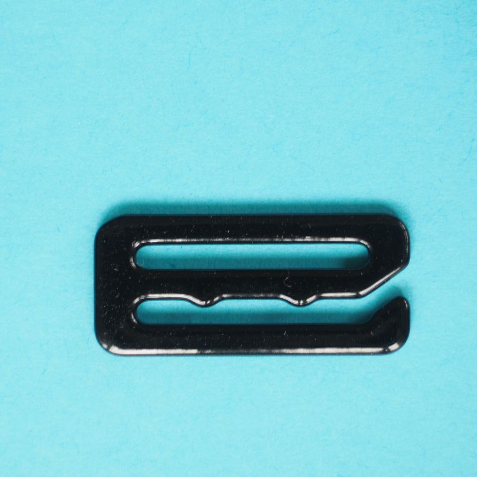 potahované kovové háčky prádlové 17 mm