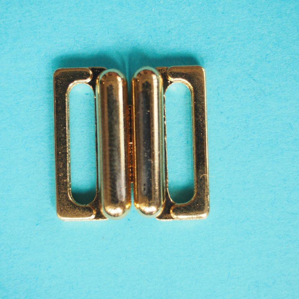 zapínání plavkové 14 mm zlaté