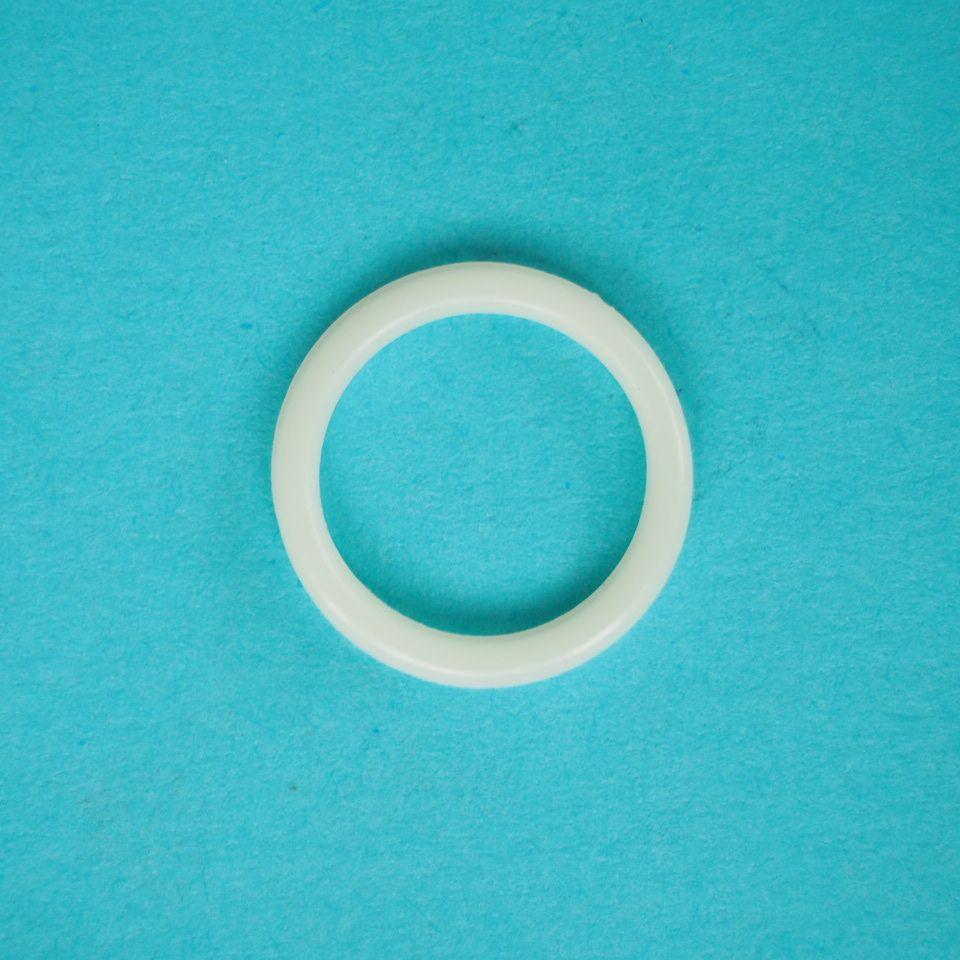 kroužek plastový vel. 12 mm, ostatní barvy