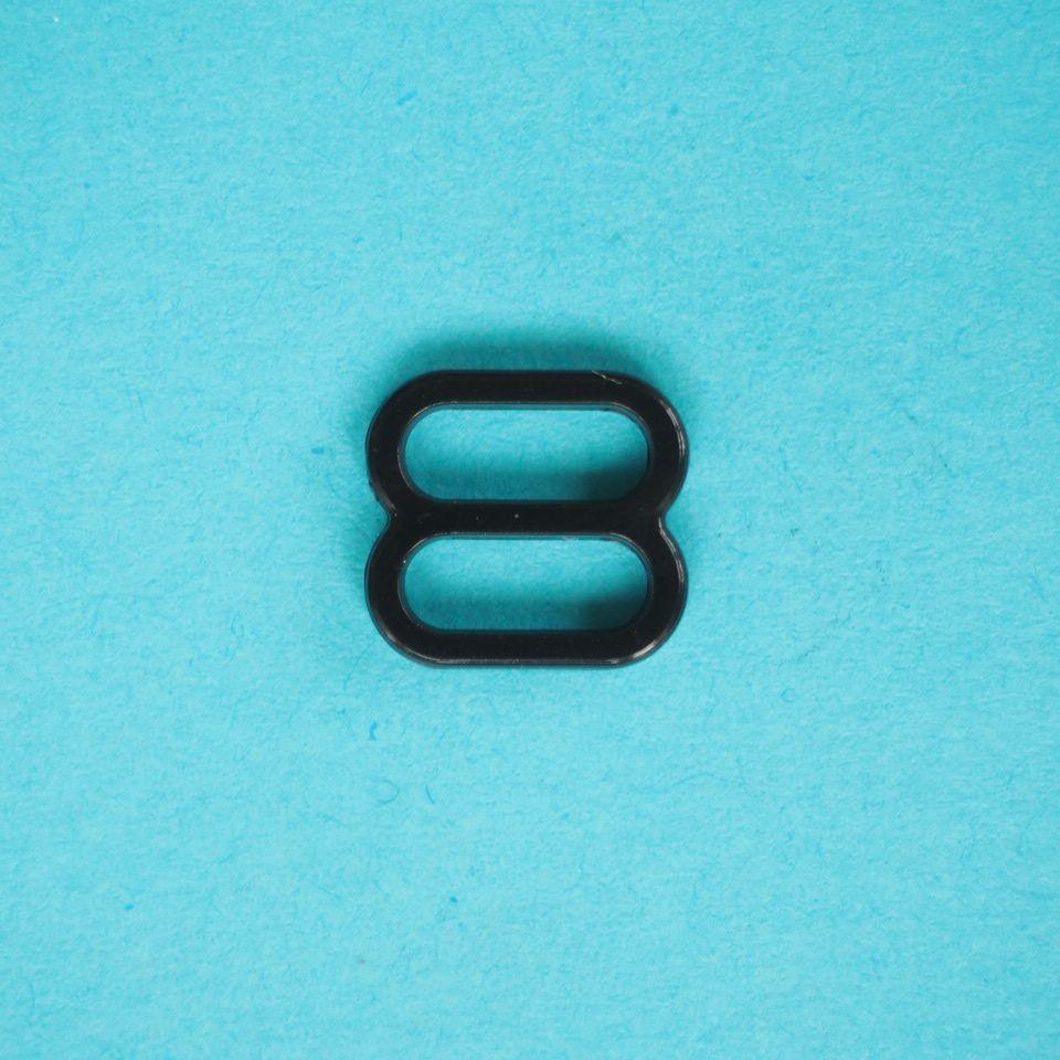 zkracovače prádlové 8 mm, bílé a černé